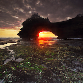by Wahyu Mahendranata - Landscapes Sunsets & Sunrises ( bali )