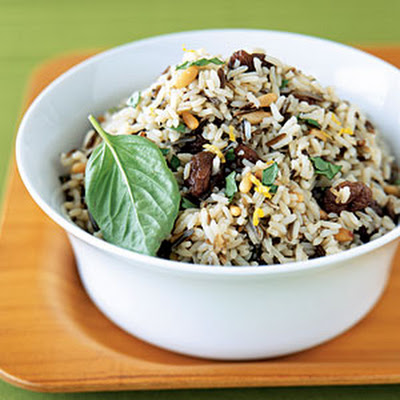 Nutty Brown Wild Rice
