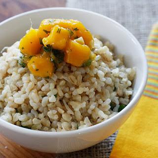 Coconut Milk Brown Rice Recipes