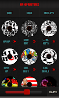 Screenshot of Hip Hop Ringtones