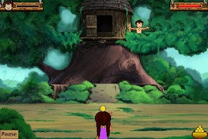 Screenshot of Chhota Bheem Infinite Hunger