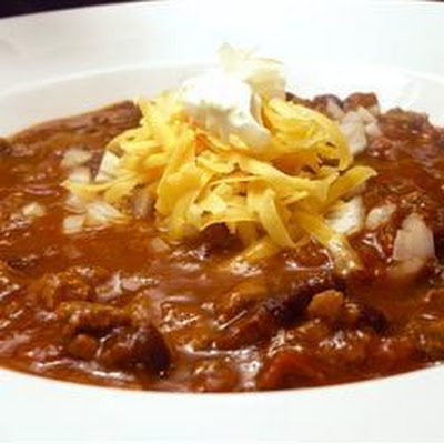 Chris' Chilli Con Carne