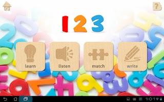 Screenshot of Zumbo's Early Learning