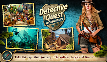 Screenshot of Hidden Object Detective Quest