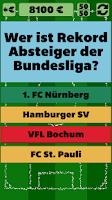 Screenshot of Fußball Quiz mit Freunden