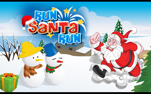 Run Santa Run- screenshot thumbnail