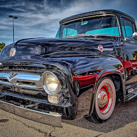 F100 by Ron Meyers - Transportation Automobiles