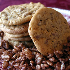 Cocoa Pebbles Cereal Cookies