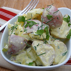 Red Skin Potato Salad