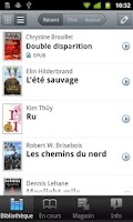 Screenshot of Archambault – My books