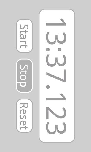 免費工具App 簡單的計時表 阿達玩APP