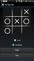 Screenshot of Tic Tac Toe Multiplayer