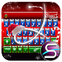 SlideIT Christmas Gift Skin icon