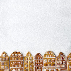 Television's Gingerbread Town-Square Cake of 2007