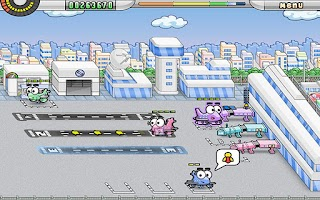 Screenshot of Airport Mania: First Flight HD