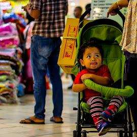 Hi girls...! by Fuad Arief - Babies & Children Babies (  )