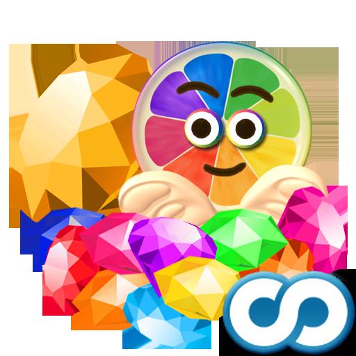 休闲の宝石?フルーツ! LOGO-記事Game