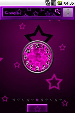 Hot Pink Starlight