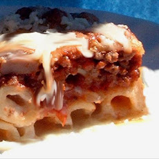 2 Layer Baked Ziti