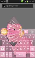 Screenshot of Piggy Bank Keyboard
