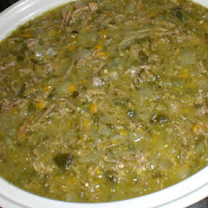 Ultimate Pork Chile Verde