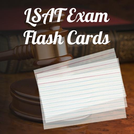教育必備App LSAT Note / Flash Cards LOGO-綠色工廠好玩App
