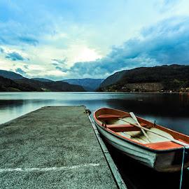 by Sylvester Sonny - Transportation Boats