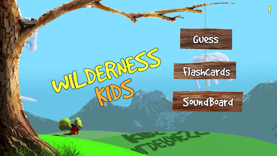 Wilderness Kids:Animal Sounds - screenshot