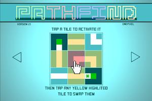 Screenshot of Pathfind
