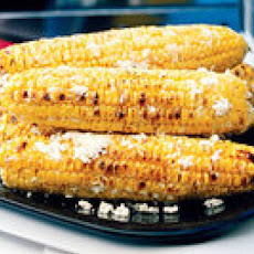 Black-and-White Corn