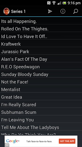 alan-partridge-soundboard for android screenshot