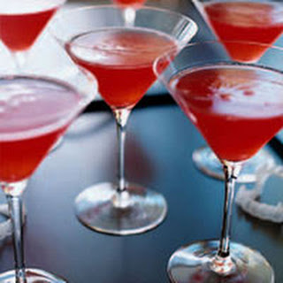 Martini With Grenadine Recipes