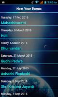Screenshot of Kalnirnay English 2014