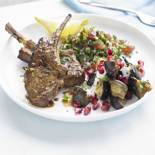 Lamb Cutlets Accompaniment Recipes