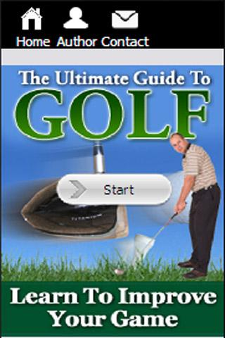 Golf Ultimate Guide