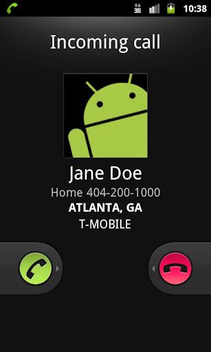 Call Info Trial