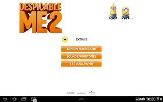 Screenshot of Despicable Me 2