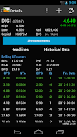 Screenshot of KLSE Screener (Bursa)