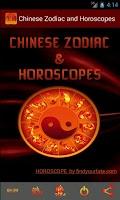 Screenshot of Chinese Zodiac and Horoscopes