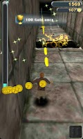 Screenshot of 3D Zombie Run