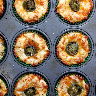 Jalapeno Cheddar Cheese Muffins