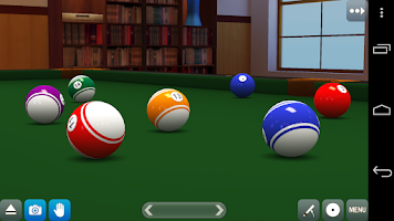Screenshot of Pool Break 3D Billiard Snooker