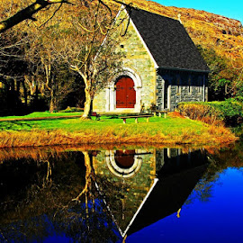 by Rafal Sych - Instagram & Mobile Other ( county cork, ireland, cork, gougane barra,  )