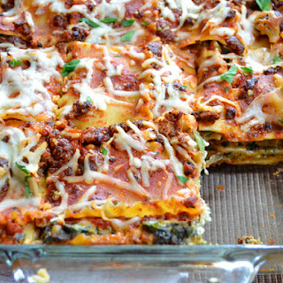 Vegetarian Lasagna Artichoke Recipes