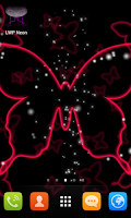 Screenshot of Live Wallpaper Neon