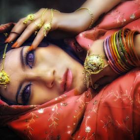 by Andika K Wardana - People Portraits of Women