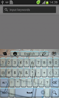 Screenshot of New Computer Keyboard