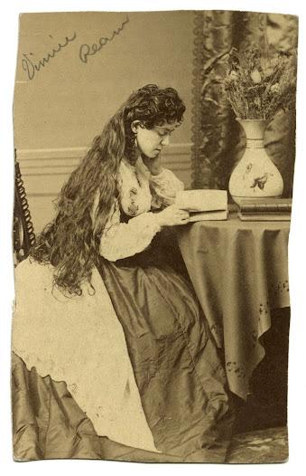 Vinnie Ream. ca. 1875