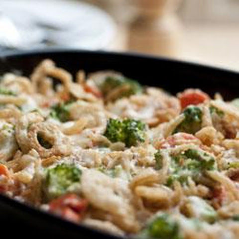 Crowd Pleasing Vegetable Casserole