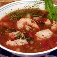 Zuppa Di Pesce, Cioppino, or Fish Stew